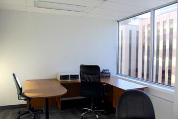 Large Window Office